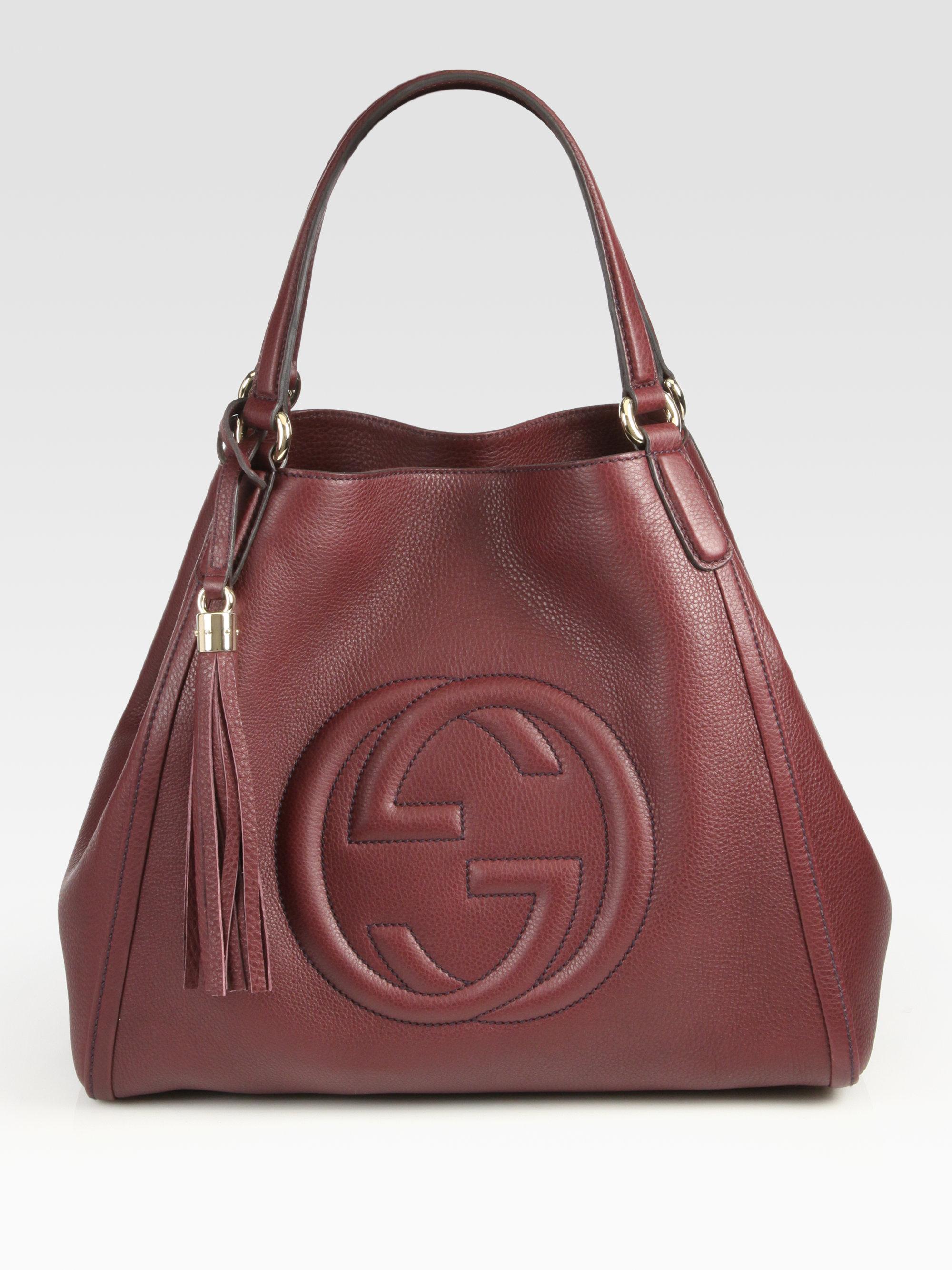 e64f33902ec0e Burgundy Gucci Handbag - Foto Handbag All Collections Salonagafiya.Com