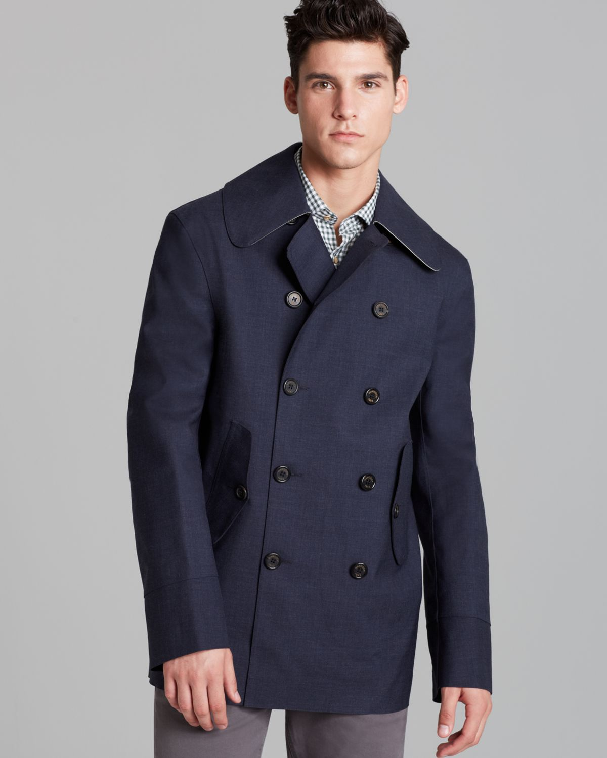 Blue Pea Coat Photo Album - Reikian
