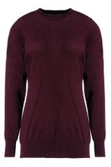 Maison Martin Margiela Long Sleeve Sweater - Lyst