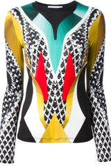 Peter Pilotto Lana Top - Lyst