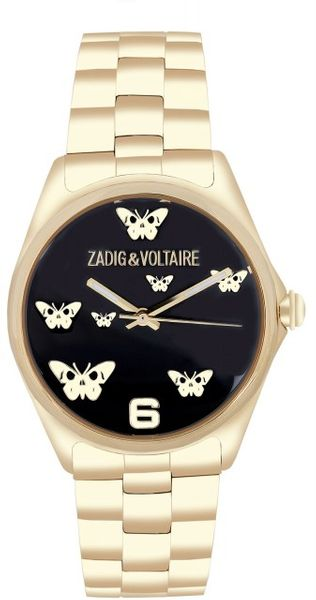 Zadig & Voltaire Watch Rock Butterfly - Lyst