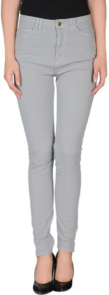 American Apparel Casual Pants - Lyst