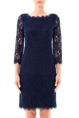 Diane Von Furstenberg Zarita Long Dress - Lyst