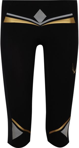 Lucas Hugh Dial Stretch Leggings - Lyst