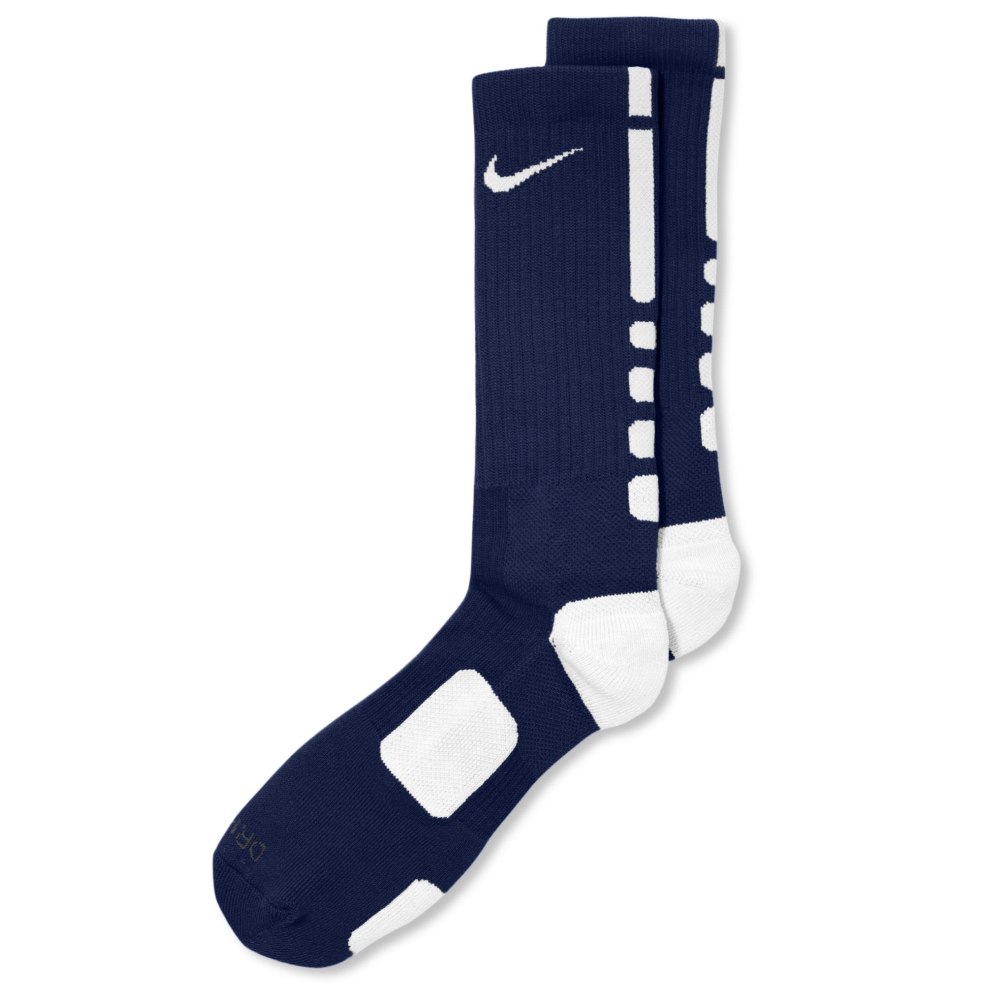 Lyst - Nike Elite Basketball Mens Socks in Blue for Men