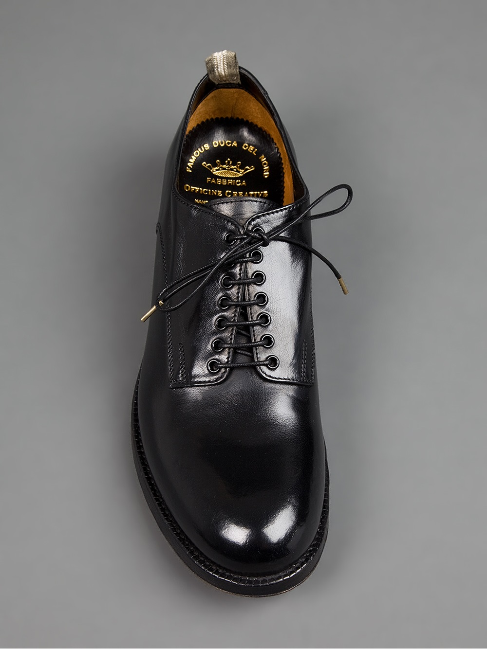 Officine creative Anatomia derby shoes