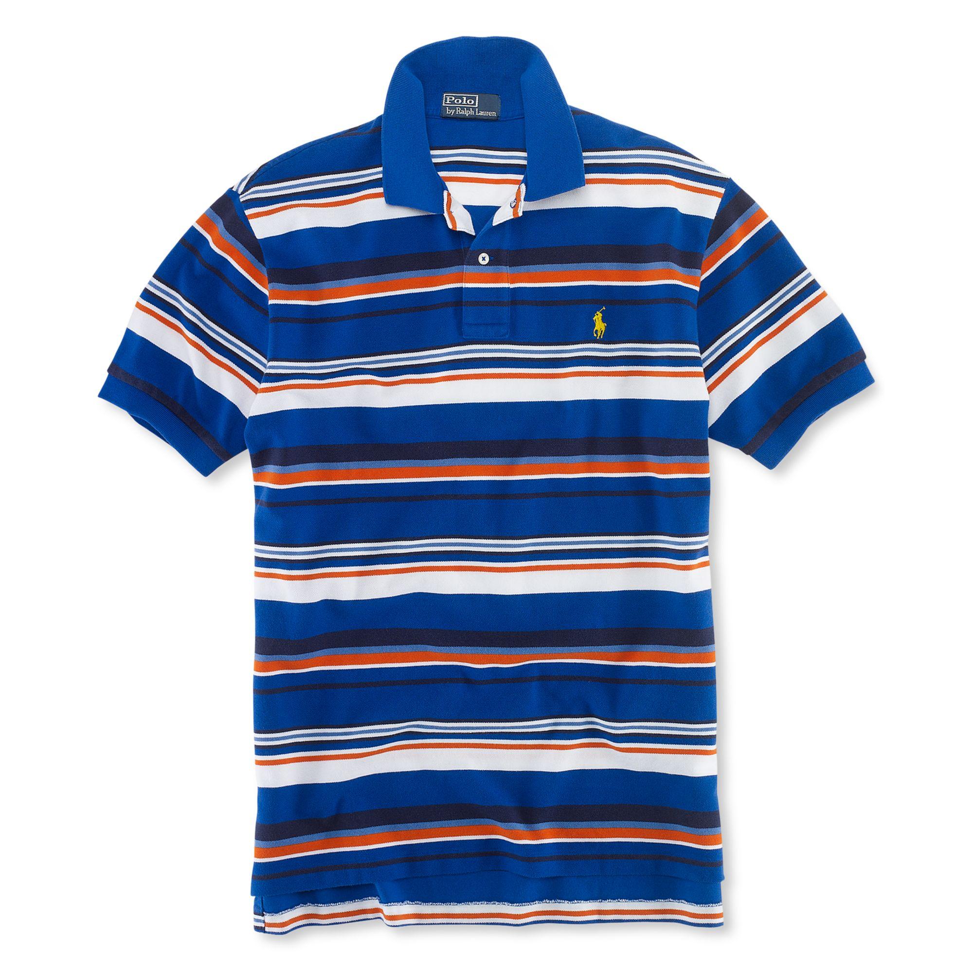 EUC Ralph Lauren Plaid Madras Shirt Mens Large Multicolor