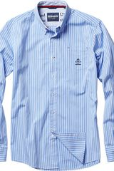Sebago Long Sleeve Stripe Shirt - Lyst