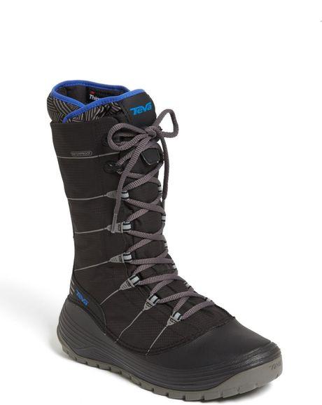 Teva Jordanelle 2 Boot in Black
