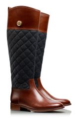 Tory Burch Rosalie Riding Boot - Lyst