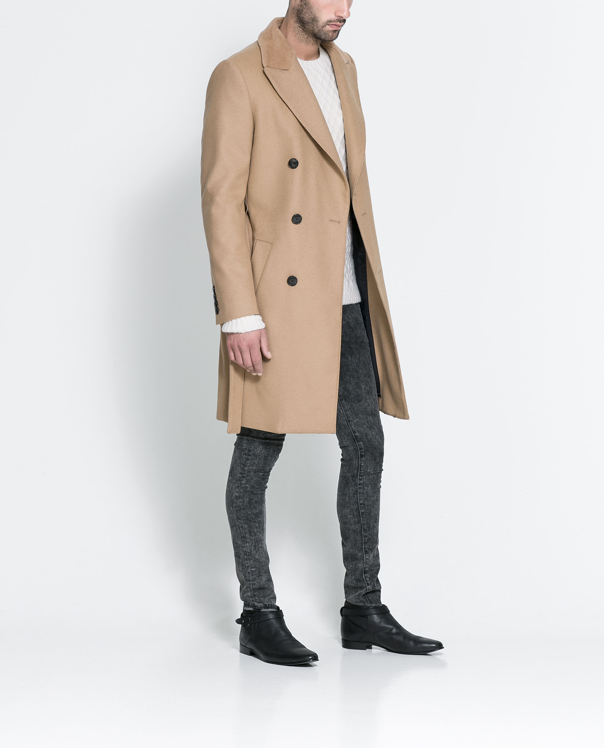 Mens jacket camel - 6 Men S Trench Coats To Consider This Autumn Fashionbeans