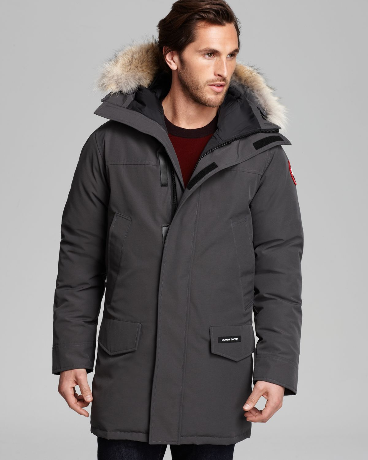 Canada Goose' langford parka sale cheap