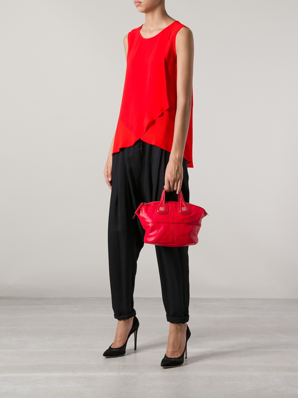 micro Nightingale tote - Red Givenchy Wide Range Of Online Cheap Sale Explore 100% Authentic Sale Online High Quality Clearance Best Wholesale xzglw