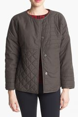 Leith Quilted Jacket - Lyst