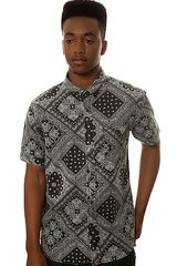 Zanerobe The Bandana Buttondown Shirt - Lyst