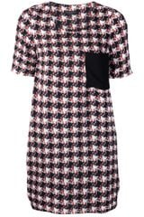 Rag & Bone Rag Bone Flame Tshirt Dress - Lyst