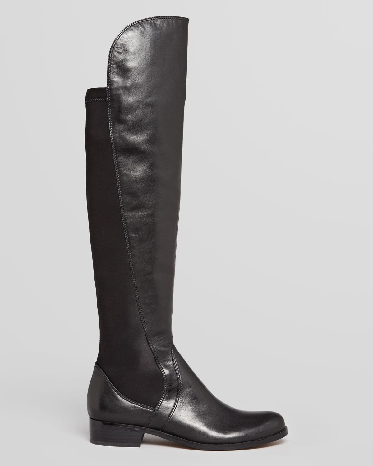 Corso como Over The Knee Riding Boots - Swift in Black | Lyst