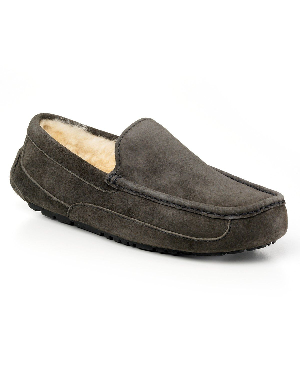 ascot ugg slippers mens
