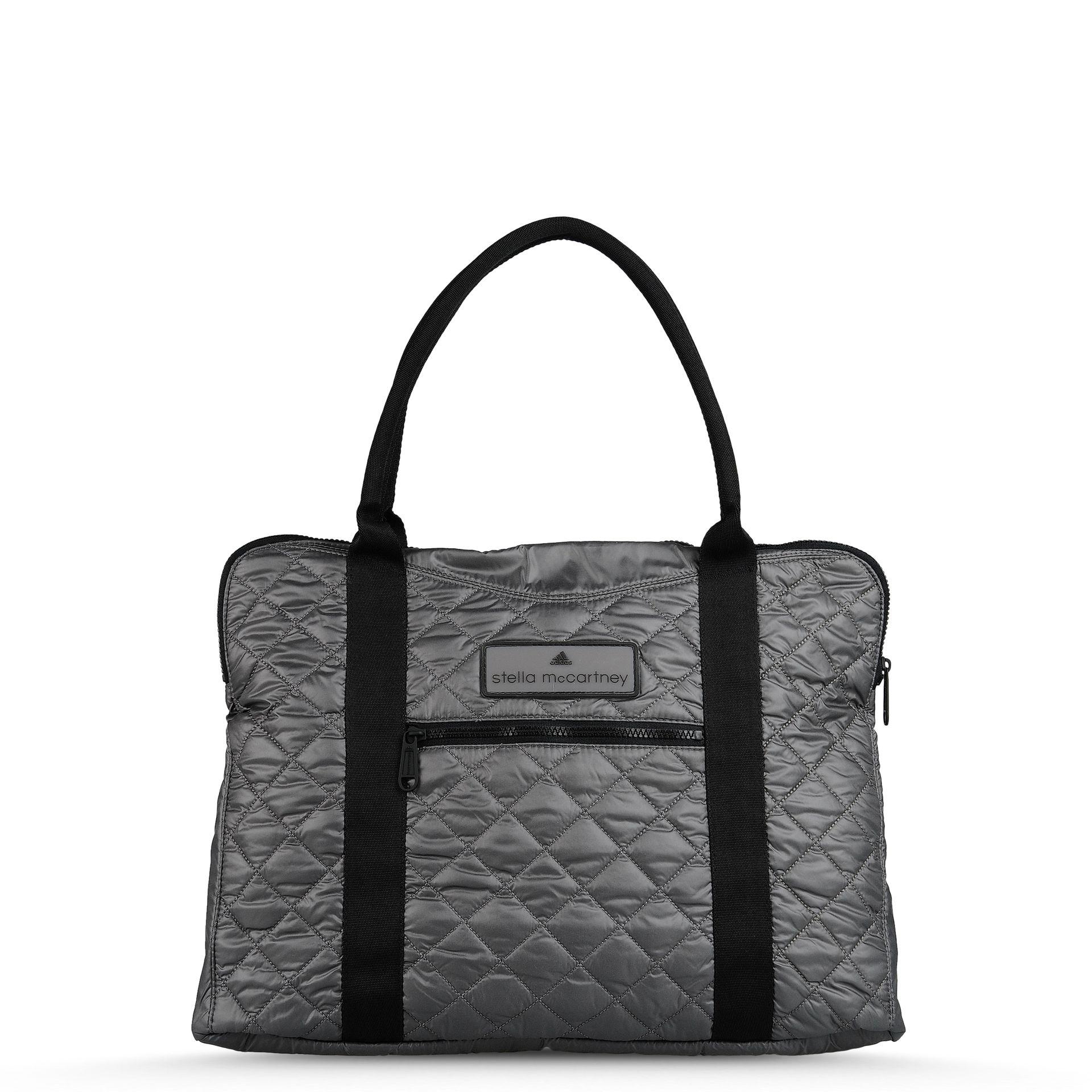 Lyst Stella Mccartney Yoga Bag In Gray