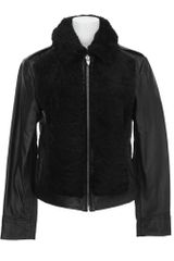 T By Alexander Wang Jacket - Lyst