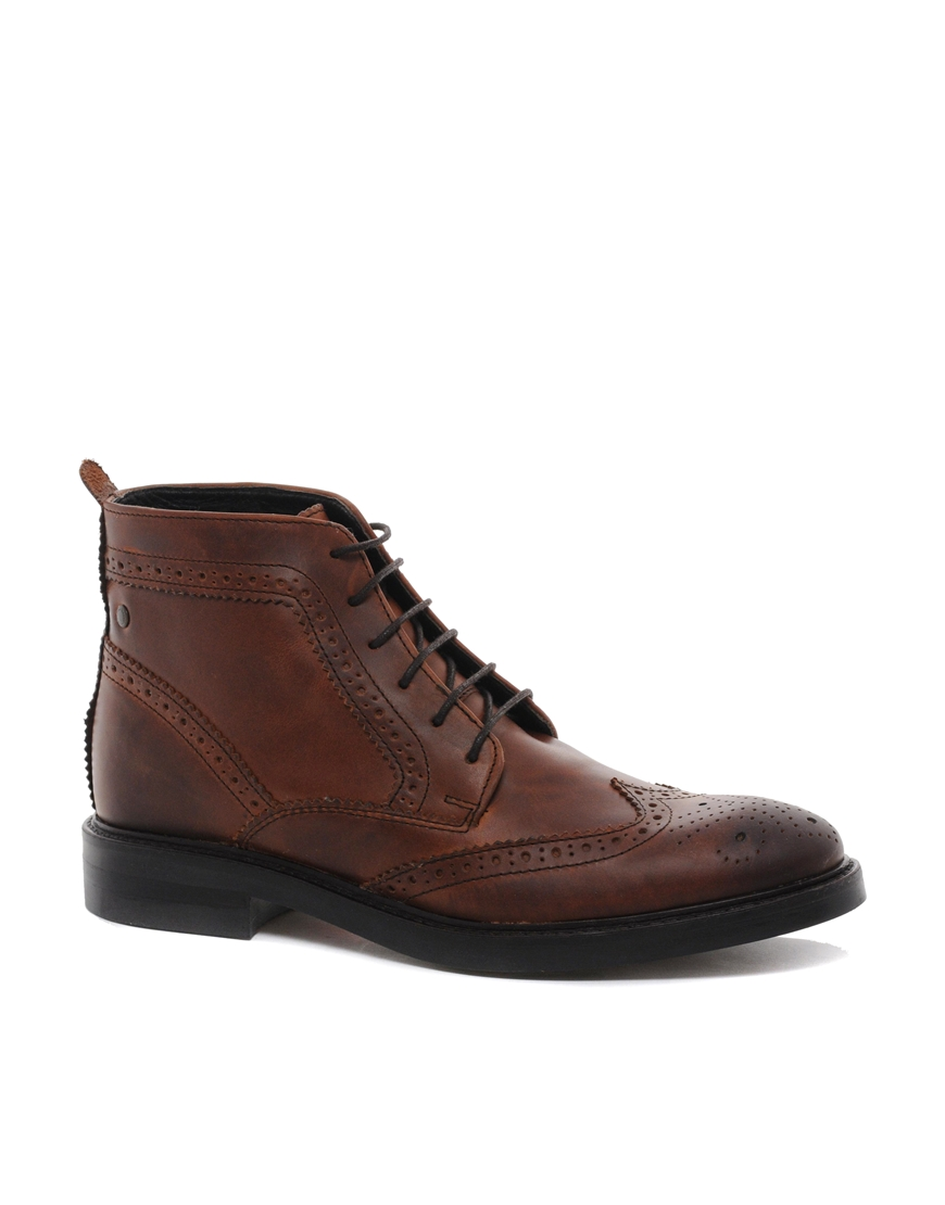 Base London Mens Shoes Review