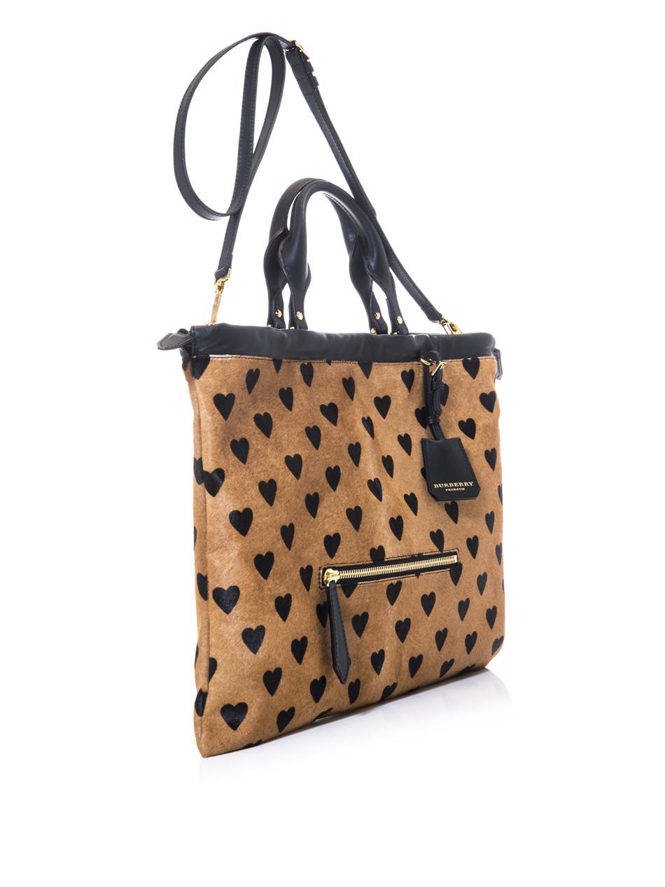 Burberry Bag Heart