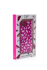 Diane Von Furstenberg Lipsprint Iphone5 Case - Lyst