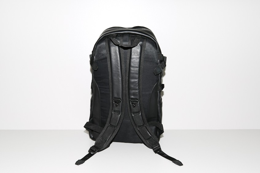 Lyst Florian Denicourt Large Leather Backpack Black In