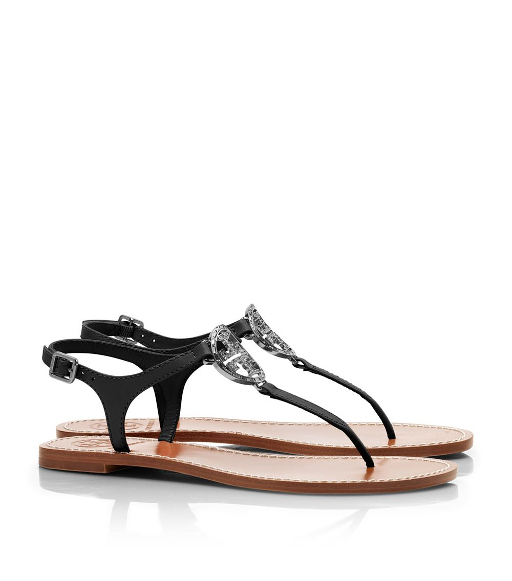 Women's Tory Burch Flat sandals Create Tory Burch flats updates. Clear all Cancel. Apply filters Sale. Sale. On sale 20% off or more 50% off or more 70% off or more. Min price. Max price. Availability. Availability. Buy on Lyst Black Blue Brown Gray Green Metallic Multicolor Natural Orange Pink Red White Yellow. Size. Clear.