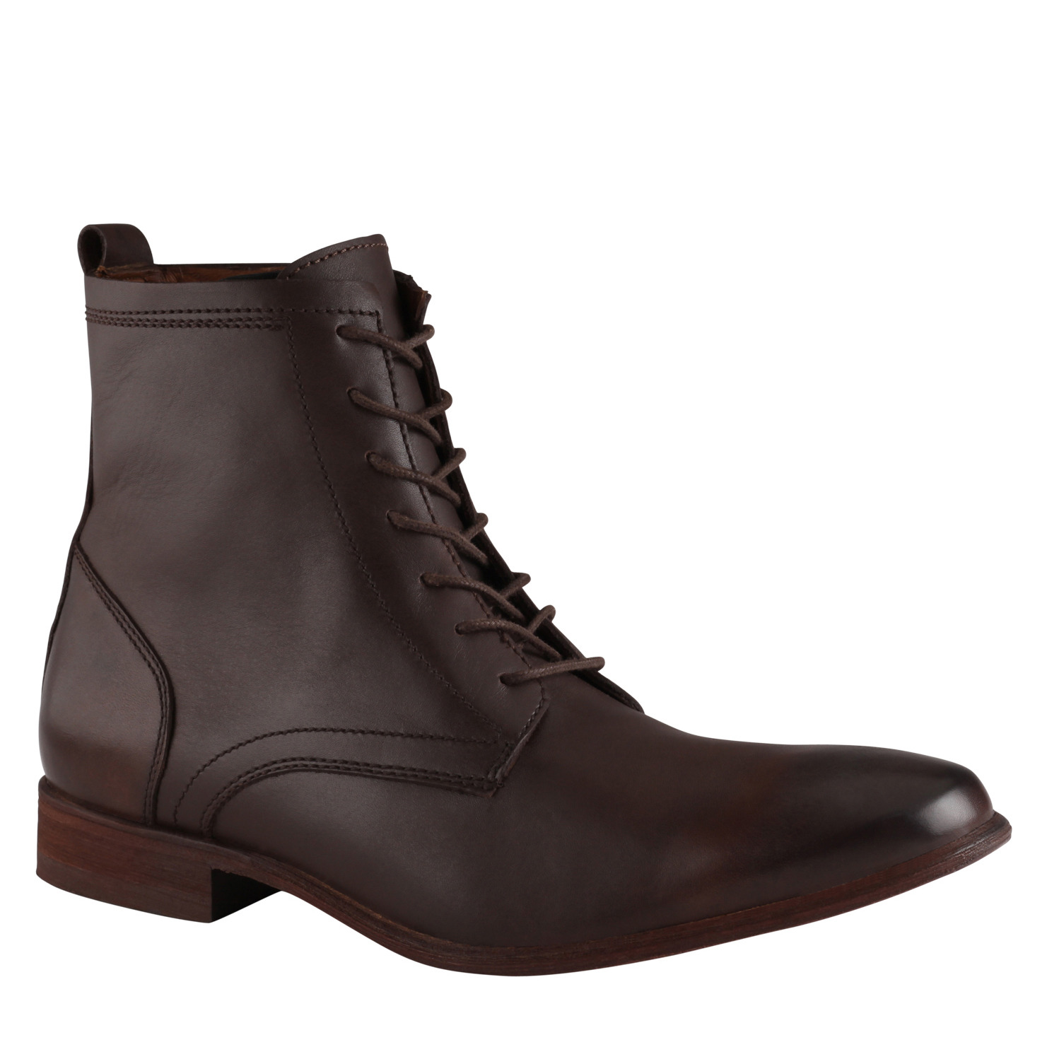 aldo boots in brown for brown lyst