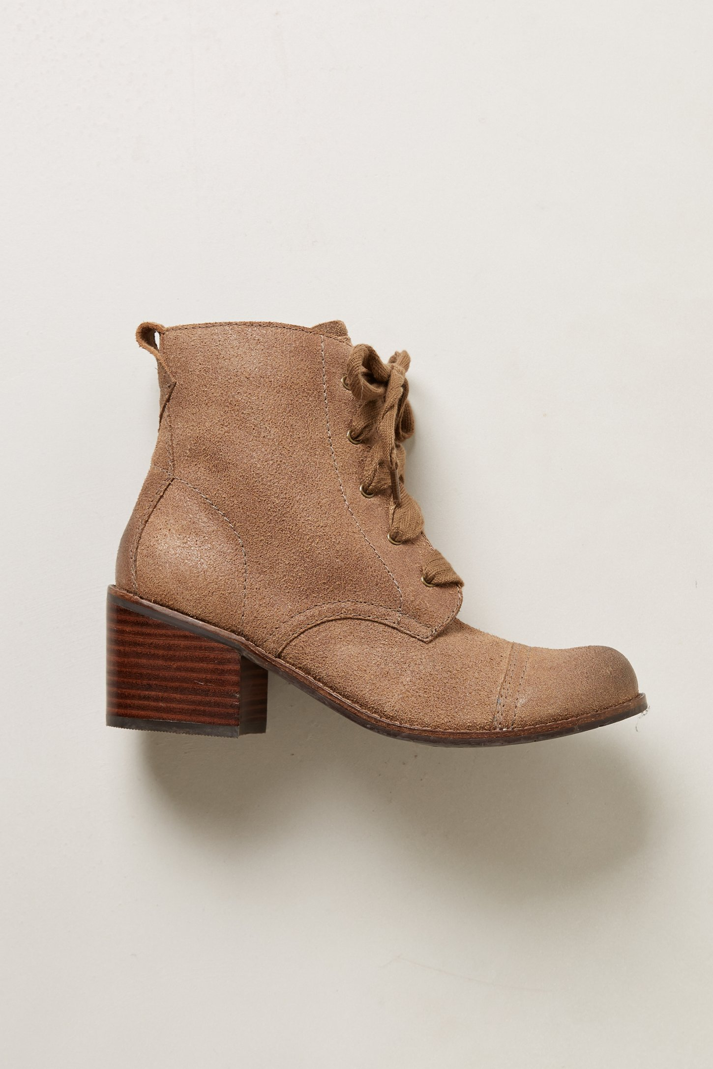 Lyst Dolce Vita Elea Boots In Brown
