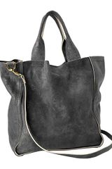 Gap Leather Bag - Lyst
