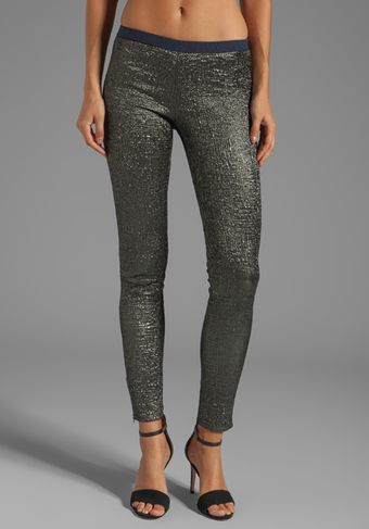 Roseanna New Bones Hal Legging in Charcoal - Lyst