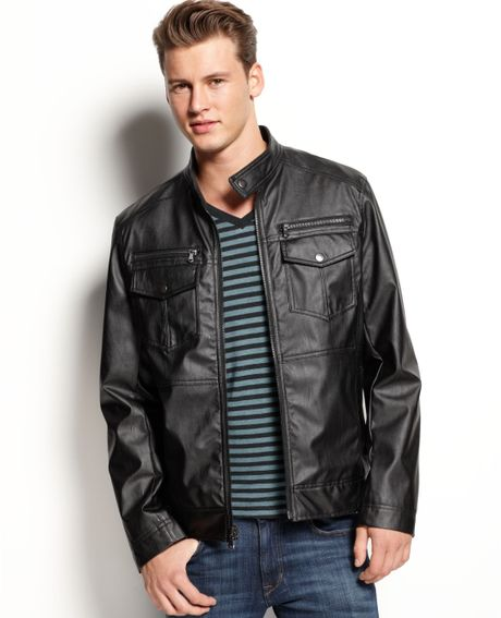 Find great deals on eBay for faux leather jacket mens. Shop with confidence.