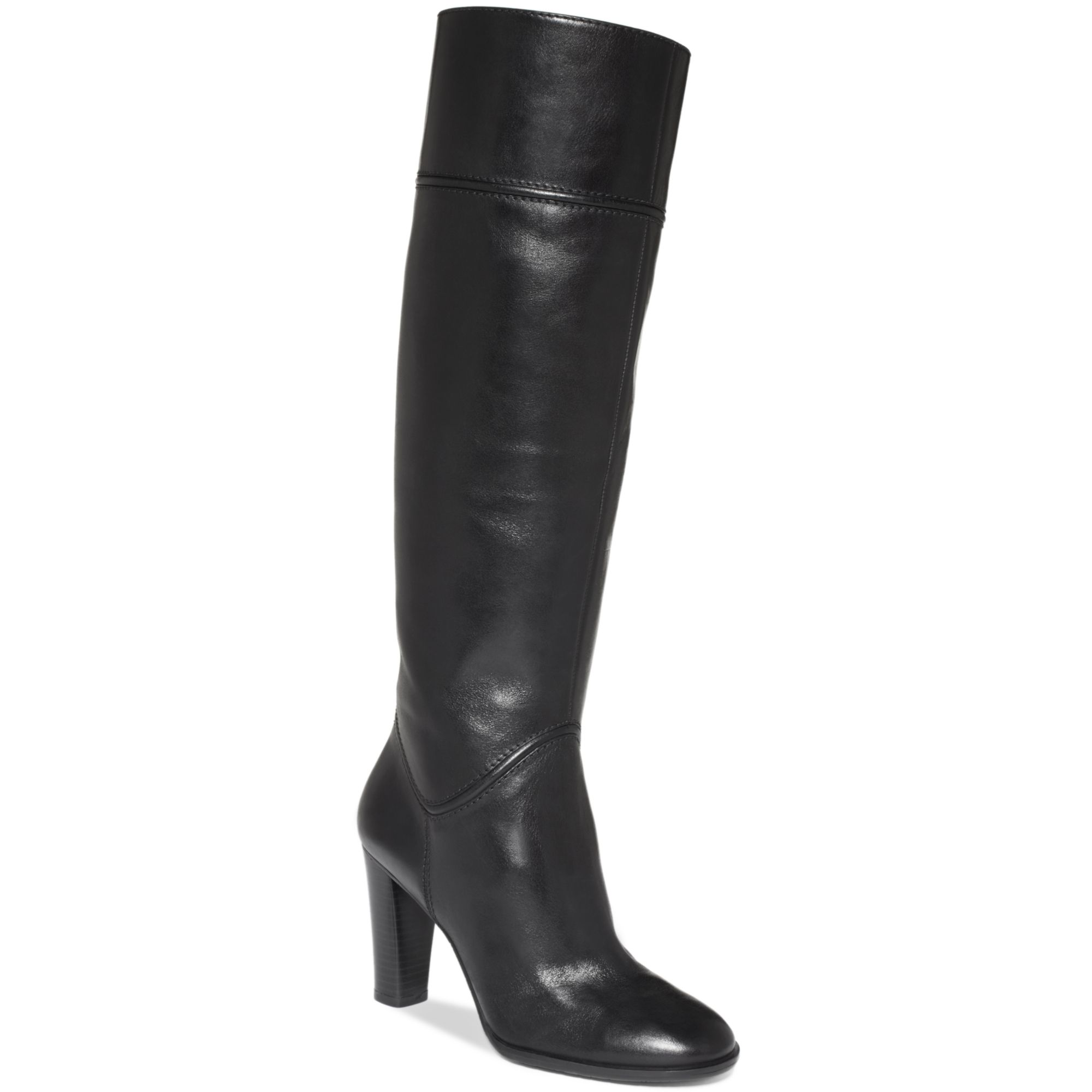 Enzo angiolini Sabyl Dress Boots in Black