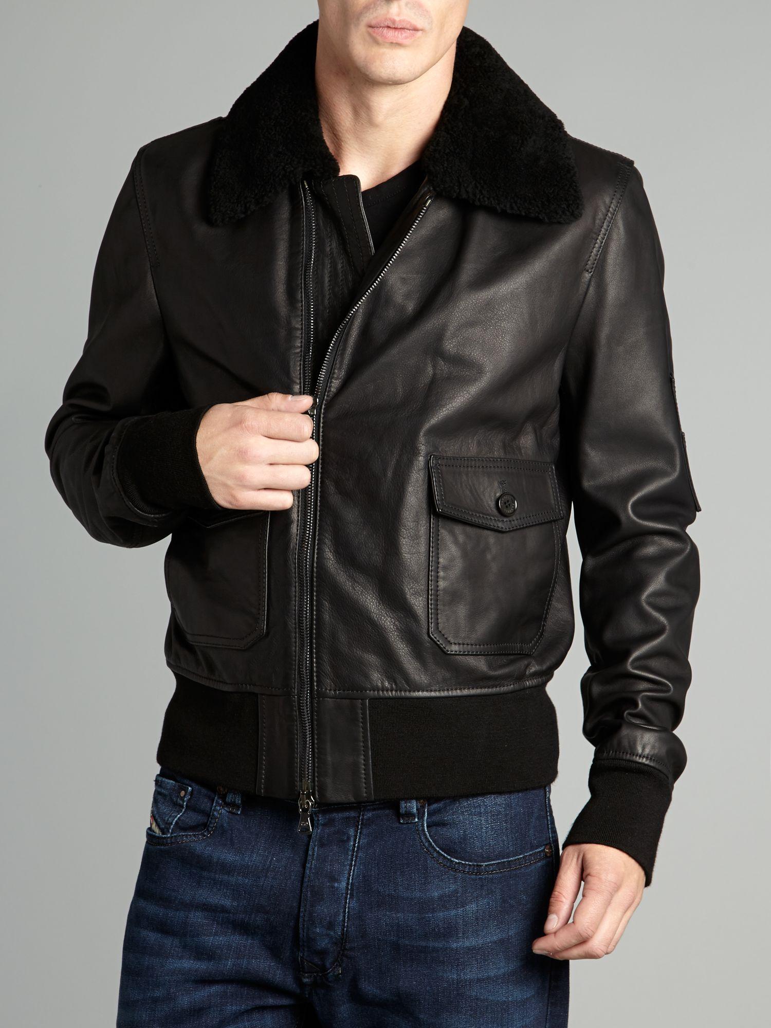 leather Pilot Jackets