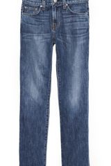 J Brand Kane Covet 12oz Slim Straight Jeans - Lyst