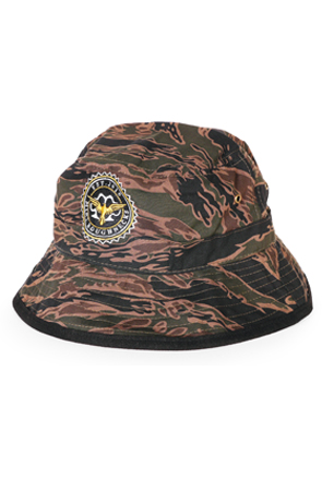 Lyst - Mint Tiger Camo Brown Bucket Hat in Brown for Men 3ea7fddbca0c