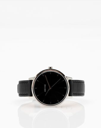 Nixon Kensington Leather - Lyst