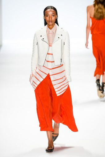 Richard Chai Spring 2014 Runway Look 6 - Lyst