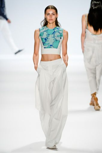 Richard Chai Spring 2014 Runway Look 19 - Lyst