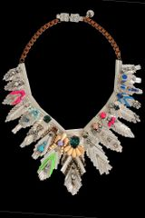 Shourouk Memphis Necklace - Lyst