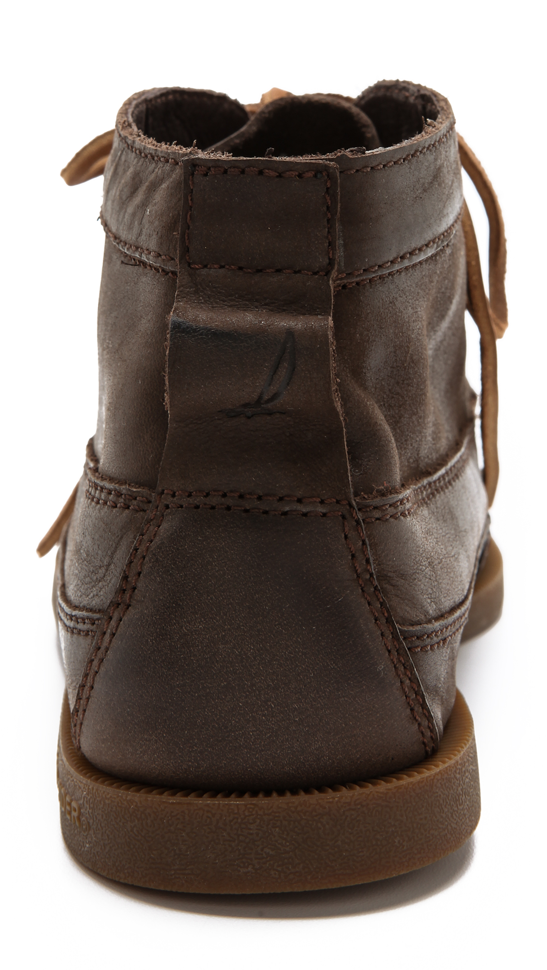 Sperry top-sider Boat Chukka Boots in Brown for Men | Lyst