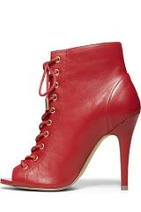 Steve Madden Gladly in Red (RED LEATHER) - Lyst
