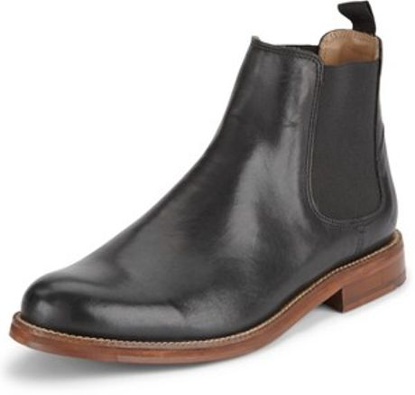 Ben Sherman Arista Mens Chelsea Boots in Black for Men