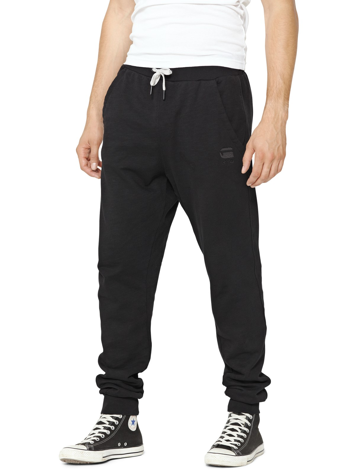 G Star Raw Navy Jogger In Blue For Men Navy Lyst