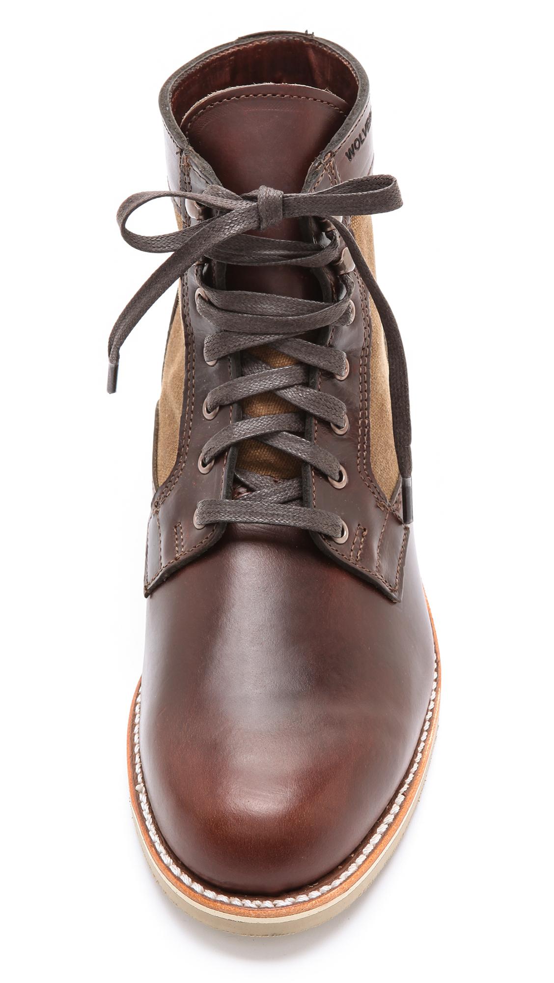 Wolverine  Mile Shoe Laces