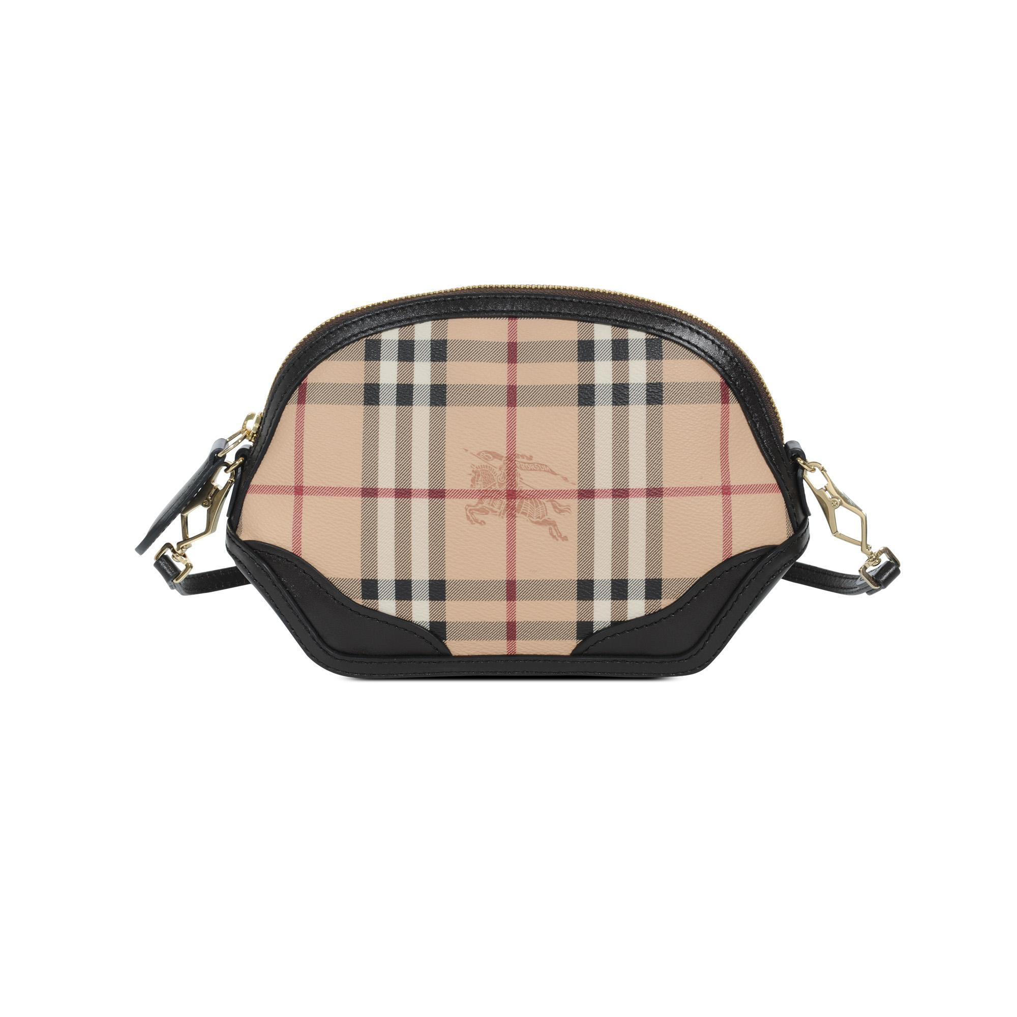 caf12d559563 Burberry Extra Small Orchard Crossbody Bag in Brown - Lyst