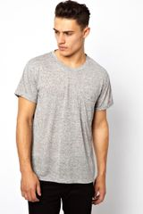Cheap Monday Dan Tshirt with Pocket - Lyst