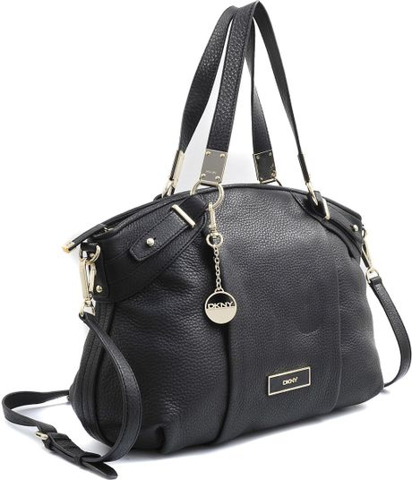 Dkny Bags Black Bag in Black Dkny Crossby